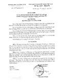 Quyết định số 1134/QĐ-BKHCN