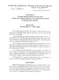 Quyết định số 2480/QĐ-BKHCN