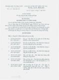 Quyết định số 1738/QĐ-BKHCN