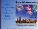Lecture Financial accounting (3/e): Chapter 3 - Spiceland, Thomas, Herrmann