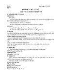 Giáo án môn Hóa học lớp 10: Bài 1