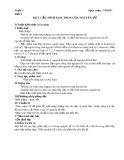 Giáo án môn Hóa học lớp 10: Bài 5