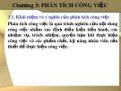 Bài giảng Quản trị nguồn nhân lực: Chương 3 - Th.S Trần Phi Hoàng