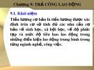 Bài giảng Quản trị nguồn nhân lực: Chương 9 - Th.S Trần Phi Hoàng