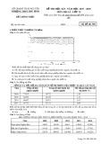 Đề kiểm tra HK 1 môn Địa lí lớp 12 năm 2017-2018 - THPT Phú Bình - Mã đề 360
