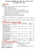 Đề kiểm tra HK 2 môn GDCD lớp 8 năm 2011-2012 - THCS Phú Bình