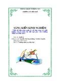 SKKN: Một số biện pháp quản lý, chỉ đạo nâng cao chất lượng chuyên môn cho đội ngũ giáo viên trường Mầm non Bảo Khê