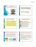 Bài giảng môn Marketing quốc tế: Chương 9 - Chiến lược chiêu thị