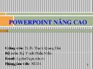 Bài giảng Ứng dụng công nghệ thông tin trong dạy học GDCD: Chương 3 - Thiều Thanh Quang Phú