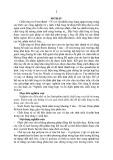 Tóm tắt Luận án Tiến sĩ Hóa học: Nghiên cứu tổng hợp và ổn định phân tán chất lỏng từ Fe3O4