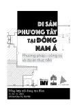 Di sản phương Tây tại Đông Nam Á: Phương pháp - công cụ và dự án thực tiễn
