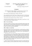 Nghị định số 76/2013/NĐ-CP
