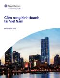 Cẩm nang kinh doanh tại Việt Nam - Phiên bản 2017