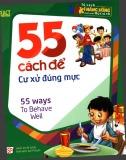 Ebook 55 cách để cư xử đúng mực