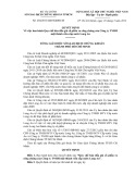 Quyết định số 204/2013/QĐ-SGDHCM