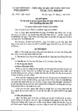 Quyết định số 1369/QĐ-UBND