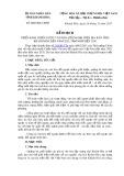 Kế hoạch số 8883/KH-UBND