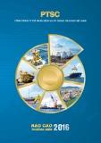 Báo cáo thường niên 2016 - Tổng Công ty Cổ phần Dịch vụ Kỹ thuật Dầu khí Việt Nam