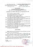 Quyết định số 39/QĐ-SVHTTDL