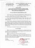Quyết định số 343/2017/QĐ-UBND