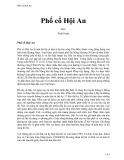 Phố cổ Hội An - Wiki Pedia