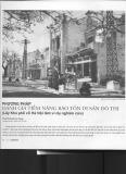 Phương pháp Đánh giá tiềm năng bảo tồn di sản đô thị (Lấy Khu phố cổ Hà Nội làm ví dụ nghiên cứu)