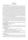 Tóm tắt luận án tiến sĩ Kinh tế nông nghiệp: Đẩy mạnh cơ giới hóa nông nghiệp tỉnh Hà Tĩnh