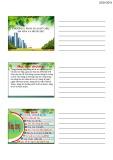 Bài giảng Tin học quản lý SPSS: Chương 1 - ThS. Cao Hoàng Huy