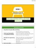 Bài giảng Marketing thương mại: Chương 5 - Nguyễn Ngọc Bích Trâm