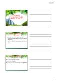 Bài giảng Tin học quản lý SPSS: Chương 3 - ThS. Cao Hoàng Huy