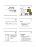 Bài giảng Kiến trúc máy tính: Chương 2 - Mức logic số