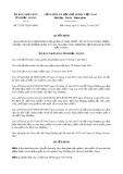 Quyết định số 37/2017/QĐ-UBND tỉnh Bắc Giang