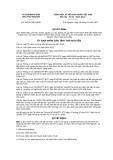 Quyết định số 35/2017/QĐ-UBND tỉnh Thái Nguyên