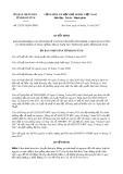 Quyết định số 52/2017/QĐ-UBND tỉnh Kon Tum