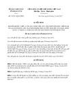 Quyết định số 53/2017/QĐ-UBND tỉnh Kon Tum