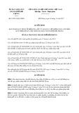 Quyết định số 19/2017/QĐ-UBND TP Hải Phòng