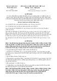Quyết định số 27/2017/QĐ-UBND tỉnh Vĩnh Long