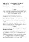Quyết định số 36/2017/QĐ-UBND tỉnh Bà Rịa-Vũng Tàu