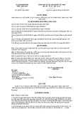 Quyết định số 62/2017/QĐ-UBND tỉnh Lạng Sơn