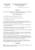 Quyết định số 50/2017/QĐ-UBND tỉnh Hà Tĩnh