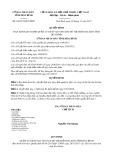 Quyết định số 40/2017/QĐ-UBND tỉnh Hòa Bình