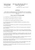 Quyết định số 48/2017/QĐ-UBND tỉnh Bình Phước