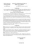 Quyết định số 398/QĐ-UBND năm 2017