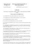 Quyết định số 38/2017/QĐ-UBND tỉnh Bắc Giang