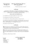 Quyết định số 42/2017/QĐ-UBND tỉnh Tiền Giang