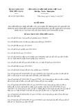 Quyết định số 41/2017/QĐ-UBND tỉnh Tiền Giang