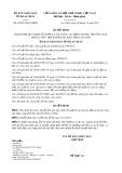 Quyết định số 65/2017/QĐ-UBND tỉnh Lai Châu