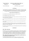 Quyết định số 46/2017/QĐ-UBND tỉnh Hà Nam