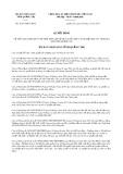 Quyết định số 36/2017/QĐ-UBND tỉnh Quảng Trị