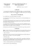 Quyết định số 31/2017/QĐ-UBND tỉnh Đắk Lắk